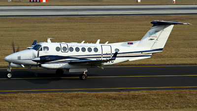 YU-BTC - Beechcraft B300 King Air 350 - Flight Calibration Services (FCS)