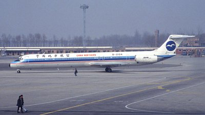 B-2104 - McDonnell Douglas MD-82 - China Northern Airlines