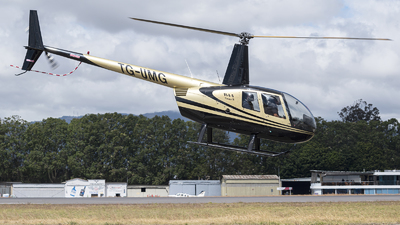 TG-UMG - Robinson R44 Raven II - Private