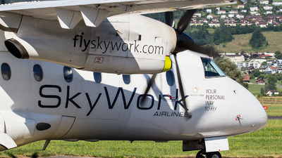 HB-AEY - Dornier Do-328-110 - Sky Work Airlines