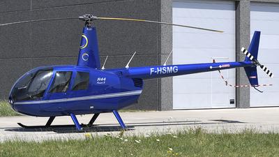 F-HSMG - Robinson R44 Raven II - Private