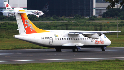 A5-RGH - ATR 42-500 - Druk Air - Royal Bhutan Airlines