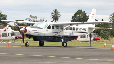 PK-VVD - Cessna 208B Grand Caravan - Susi Air