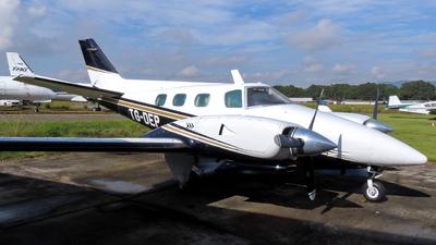 TG-DEP - Beechcraft B60 Duke - Private