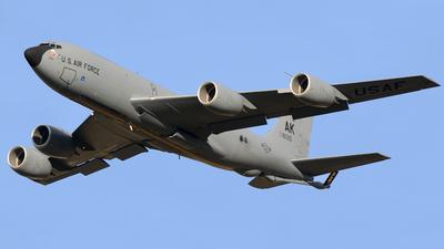 63-8015 - Boeing KC-135R Stratotanker - United States - US Air Force (USAF)