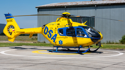 A picture of OKDSC - Airbus Helicopters H135 - [0363] - © Milan Cibulka