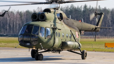 647 - Mil Mi-8T Hip - Poland - Army