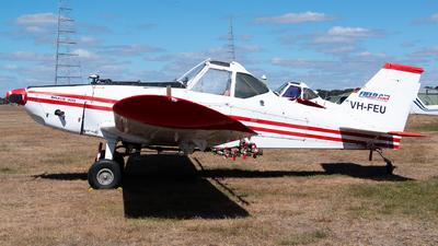 VH-FEU - Piper PA-36-300 Brave - FieldAir