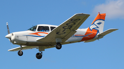 C-GCIS - Piper PA-28-161 Cherokee Warrior II - Private