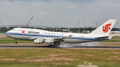 B-2472 - Boeing 747-4J6 - Air China