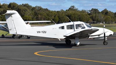 VH-YZU - Piper PA-44-180 Seminole - Airflite