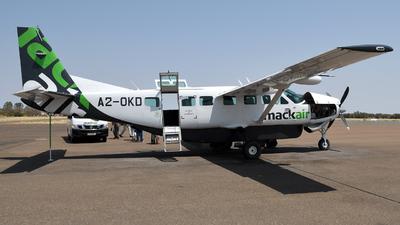 A2-OKD - Cessna 208B Grand Caravan EX - Mack Air