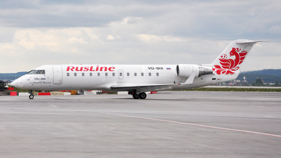 VQ-BIX - Bombardier CRJ-200ER - Rusline