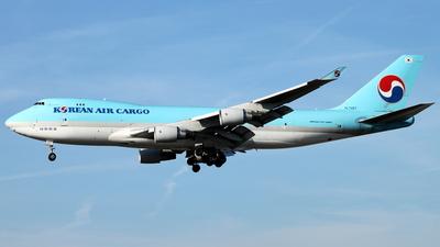 A picture of HL7467 - Boeing 7474B5F(SCD) - [27073] - © Daniel Schwinn