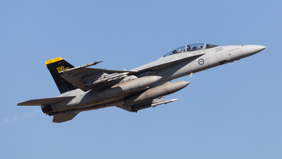 A44-210 - Boeing F/A-18F Super Hornet - Australia - Royal Australian Air Force (RAAF)