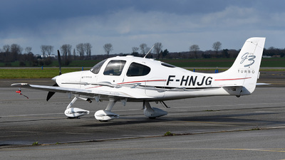 F-HNJG - Cirrus SR22-G3 - Private