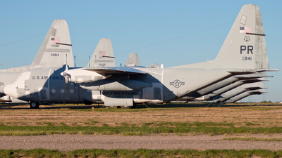 63-7841 - Lockheed C-130E Hercules - United States - US Air Force (USAF)