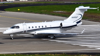 N440AF - Embraer EMB-550 Legacy 500 - Private