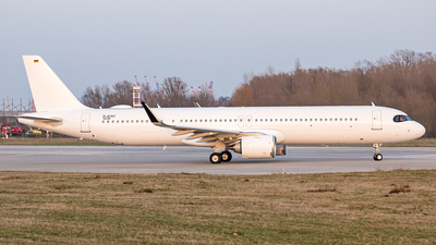 D-AYAY - Airbus A321-253NX - Titan Airways