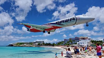 HI869 - McDonnell Douglas DC-9-32 - PAWA Dominicana
