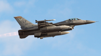 87-0360 - General Dynamics F-16C Fighting Falcon - United States - US Air Force (USAF)