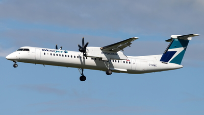 C-GKWE - Bombardier Dash 8-Q402 - WestJet Encore