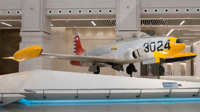3024 - Lockheed T-33A Shooting Star - Taiwan - Air Force