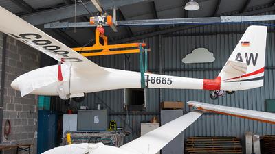 D-8665 - Schleicher ASW-15B - Aero-Club Langenselbold