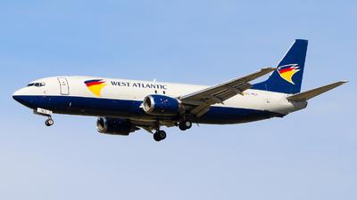 EC-NLS - Boeing 737-436(SF) - West Atlantic (Swiftair)