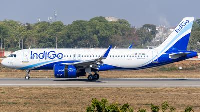A picture of VTIVI - Airbus A320271N - IndiGo - © Rohan Paliwal