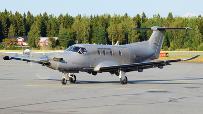 PI-03 - Pilatus PC-12/47E - Finland - Air Force