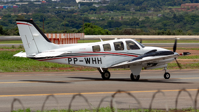 PP-WHH - Beechcraft 58 Baron - Private