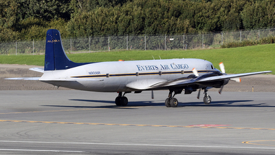 N9056R - Douglas DC-6A Liftmaster - Everts Air Cargo