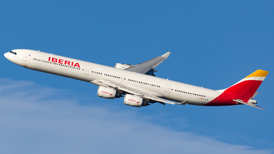 Iberia (IB/IBE) Fleet, Routes & Reviews | Flightradar24
