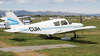 ZK-CUH - Piper PA-28-140 Cherokee - Private