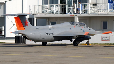 RA-3413K - Aero L-29 Delfin - Private