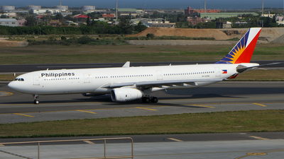 RP-C8789 - Airbus A330-343 - Philippine Airlines