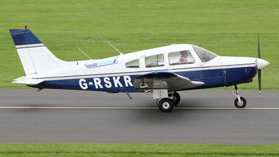 G-RSKR - Piper PA-28-161 Warrior II - Tayside Aviation