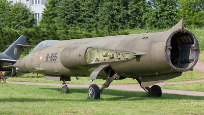 R-855 - Lockheed CF-104 Starfighter - Denmark - Air Force