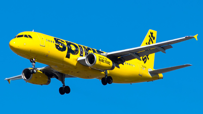 A picture of N613NK - Airbus A320232 - Spirit Airlines - © Lorenzo P