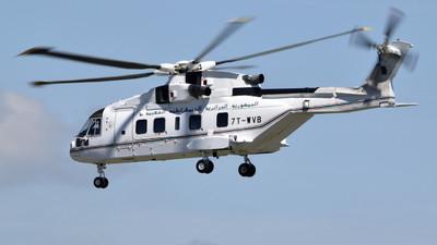7T-WVB - Agusta-Westland AW-101 - Algeria - Air Force
