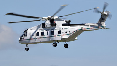A picture of 7TWVB - Agusta Westland AW101 642 -  - © Adrian Painvin