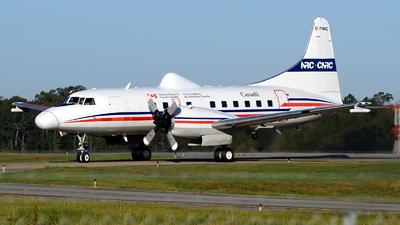 A picture of CFNRC - Convair 440 Metropolitan - [473] - © Agustin Anaya