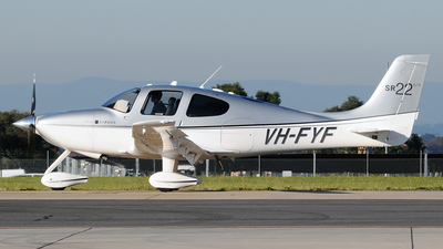 VH-FYF - Cirrus SR22 - Private