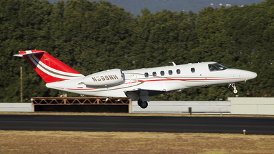 N899NH - Cessna 525C CitationJet 4 - Private