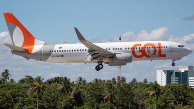 A picture of PRGGU - Boeing 7378EH - GOL Linhas Aereas - © Henrique Pessoa