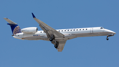 N14158 - Embraer ERJ-145XR - United Express (ExpressJet Airlines)