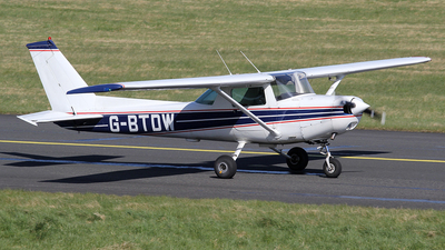 A picture of GBTDW - Cessna 152 - [15279864] - © Ian Howat