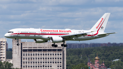 N757HW - Boeing 757-225 - Honeywell Aerospace