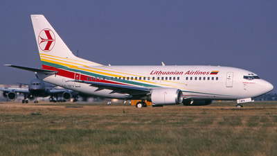 LY-BFV - Boeing 737-59D - Lithuanian Airlines